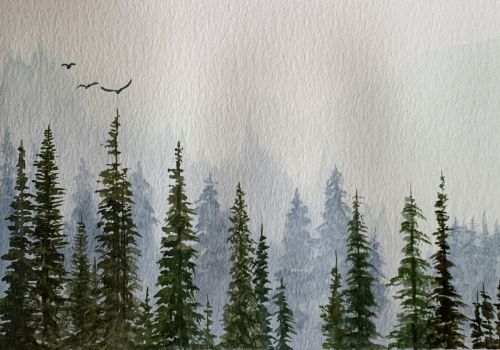 Forest mini 2 of 4 SOLD