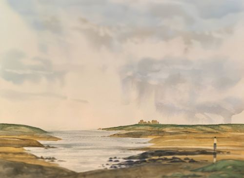 Rainy English Countryside